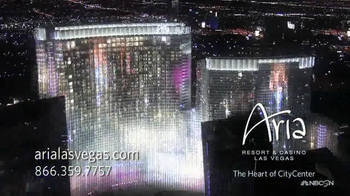 Aria Hotel and Casino TV Spot, 'Center of Attraction' Song by The Heavy - Thumbnail 8