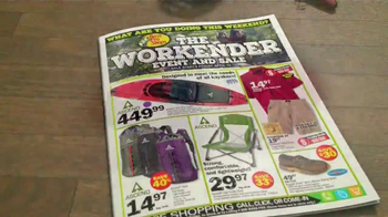 Bass Pro Shops Workender Event and Sale TV Spot, 'Backpacking Tent' - Thumbnail 2