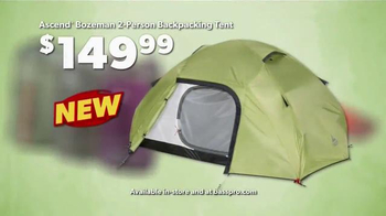 Bass Pro Shops Workender Event and Sale TV Spot, 'Backpacking Tent' - Thumbnail 3