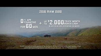 2016 Ram 1500 TV Spot, 'Best in Class' - Thumbnail 7