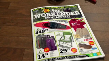 Bass Pro Shops Workender Event and Sale TV Spot, 'Backpacks & Hikers' - Thumbnail 2