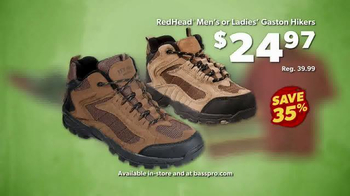 Bass Pro Shops Workender Event and Sale TV Spot, 'Backpacks & Hikers' - Thumbnail 4