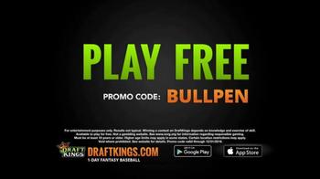 DraftKings One-Day Fantasy Baseball TV Spot, 'New Season Every Time' - Thumbnail 3