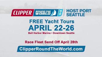 Clipper Round the World TV Spot, 'Yacht Tours' - Thumbnail 4