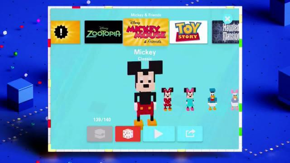 Disney Crossy Road TV Commercial, 'Game On: Obstacles'