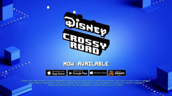 Disney Crossy Road TV Spot, 'Game On: Obstacles' - Thumbnail 9