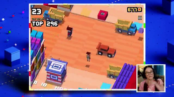 Disney Crossy Road TV Spot, 'Game On: Obstacles' - Thumbnail 2