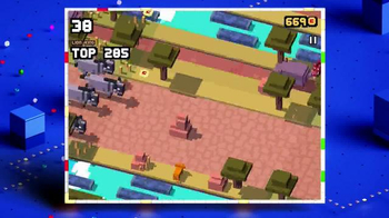 Disney Crossy Road TV Spot, 'Game On: Obstacles' - Thumbnail 4