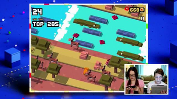 Disney Crossy Road TV Spot, 'Game On: Obstacles' - Thumbnail 8