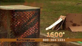 DR BurnCage TV Spot, 'Burn the Safe Way'