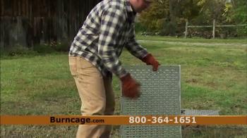 DR BurnCage TV Spot, 'Burn the Safe Way' - Thumbnail 7