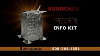DR BurnCage TV Spot, 'Burn the Safe Way' - Thumbnail 8