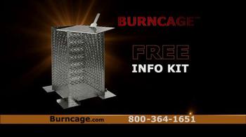 DR BurnCage TV Spot, 'Burn the Safe Way' - Thumbnail 9