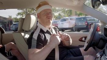 2017 Chrysler Pacifica TV Spot, 'Tennis, Strong Dad Brand' Ft. Jim Gaffigan - Thumbnail 4
