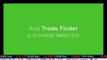 TD Ameritrade Trade Finder TV Spot, 'Metal Detector'