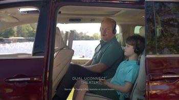 2017 Chrysler Pacifica TV Spot, 'One on One, German' Featuring Jim Gaffigan - 784 commercial airings