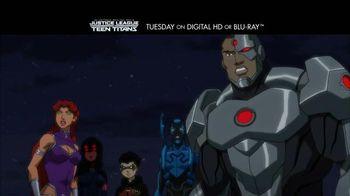Justice League vs. Teen Titans Home Entertainment TV Spot - 238 commercial airings