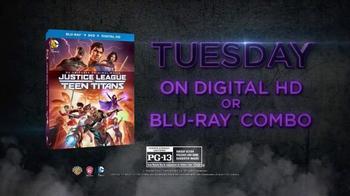 Justice League vs. Teen Titans Home Entertainment TV Spot - Thumbnail 10