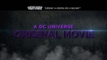 Justice League vs. Teen Titans Home Entertainment TV Spot - Thumbnail 3