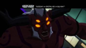 Justice League vs. Teen Titans Home Entertainment TV Spot - Thumbnail 4