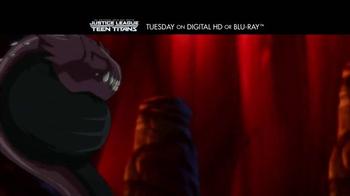 Justice League vs. Teen Titans Home Entertainment TV Spot - Thumbnail 6