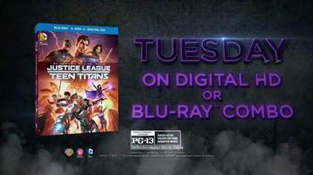 Justice League vs. Teen Titans Home Entertainment TV Spot - Thumbnail 9