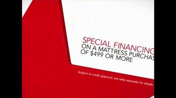 Macy's One Day Mattress Sale TV Spot, 'April 2016' - Thumbnail 7
