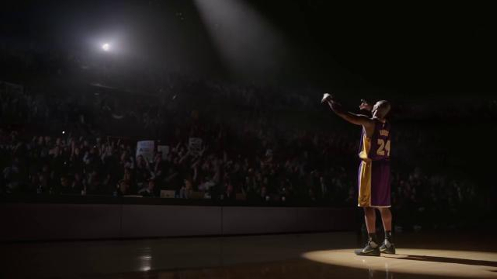 Nike TV Commercial, 'The Conductor' Featuring Kobe Bryant, Paul Pierce