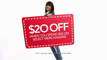 Macy's One Day Sale TV Spot, '$20 Off' - Thumbnail 4