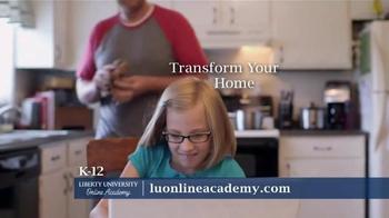 Liberty University Online Academy TV Spot, 'Transform Your Home' - Thumbnail 4