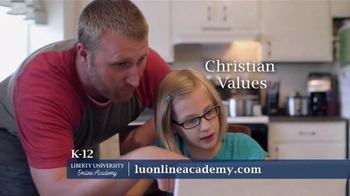 Liberty University Online Academy TV Spot, 'Transform Your Home' - Thumbnail 5