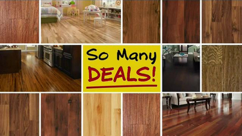 Lumber Liquidators April Sale TV Spot, 'Unheard of Deals' - Thumbnail 9