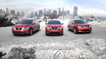 Nissan TV Spot, 'Take on Mother Nature' Song by Jimmy Cliff - Thumbnail 5