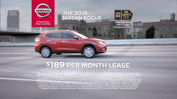 Nissan TV Spot, 'Take on Mother Nature' Song by Jimmy Cliff - Thumbnail 4