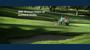 IBM Watson TV Spot, 'Tom Watson + IBM Watson on the Future' - Thumbnail 10