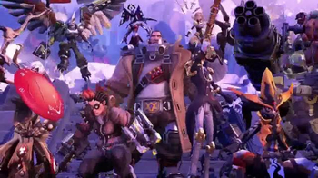 Battleborn TV Spot, 'Live Together or Die Alone' Song by Jet - Thumbnail 7