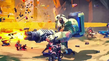 Battleborn TV Spot, 'Live Together or Die Alone' Song by Jet - Thumbnail 5