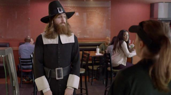 Subway Carved Turkey and Bacon Sandwich TV Spot, 'Pilgrim Approved' - Thumbnail 5