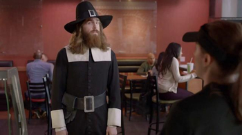 Subway Carved Turkey and Bacon Sandwich TV Spot, 'Pilgrim Approved' - Thumbnail 7