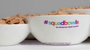 Cinnamon Toast Crunch TV Spot, 'Squad Bowls' - Thumbnail 7