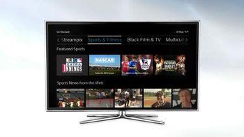 XFINITY MLB Extra Innings TV Spot, 'Sports & Fitness'