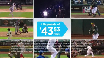 XFINITY MLB Extra Innings TV Spot, 'Sports & Fitness' - Thumbnail 5