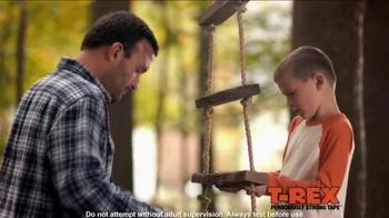 T-Rex Ferociously Strong Tape TV Spot, 'Roar' - Thumbnail 4