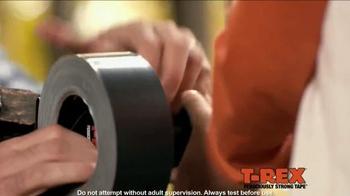 T-Rex Ferociously Strong Tape TV Spot, 'Roar' - Thumbnail 5