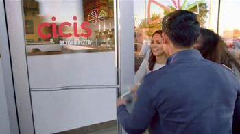 CiCi's Flatbread Pizzas TV Spot, 'More to Explore' - Thumbnail 1