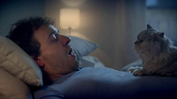Breathe Right TV Spot, 'Mouth Breather: From the Cat' - Thumbnail 3
