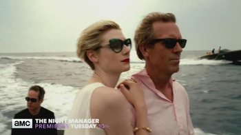 Mercedes-Benz C-Class Coupe TV Spot, 'AMC's The Night Manager' - Thumbnail 2