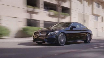 Mercedes-Benz C-Class Coupe TV Spot, 'AMC's The Night Manager' - Thumbnail 3