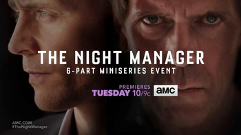 Mercedes-Benz C-Class Coupe TV Spot, 'AMC's The Night Manager' - Thumbnail 6