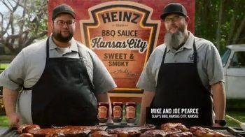 Heinz BBQ Sauce TV Spot, 'Pitmasters, Not Spokespeople' - Thumbnail 1